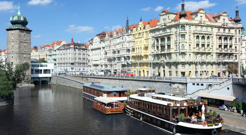 Foto of the Boat Hotel Matylda, Prague 1