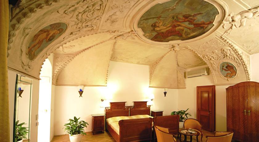 Foto of the Elite Hotel, Prague