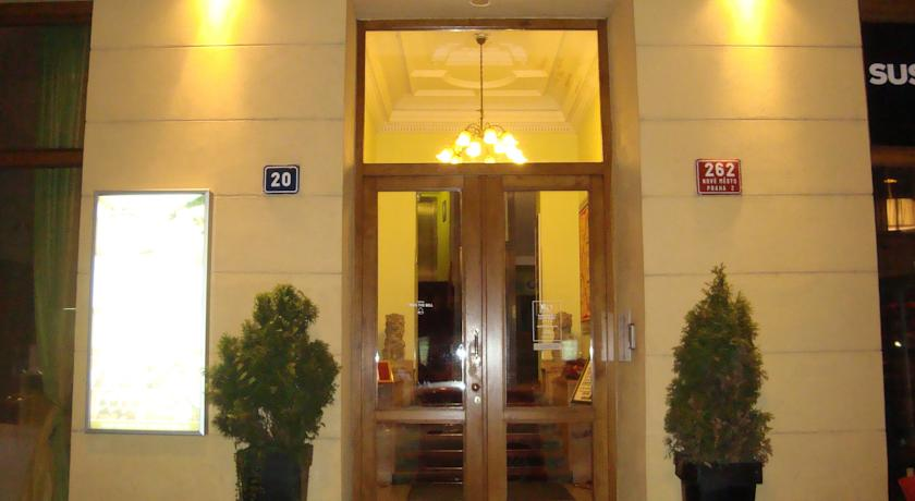 Foto of the Hotel Mánes, Prague