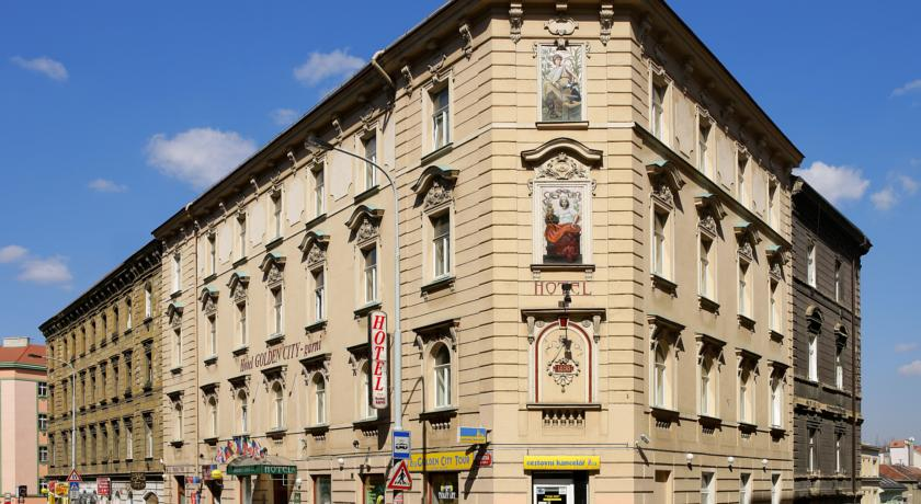 Foto of the Hotel Golden City garni, Prague