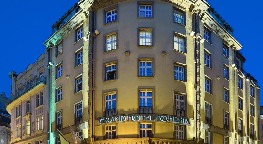Foto of the Grand Hotel Bohemia, Prague