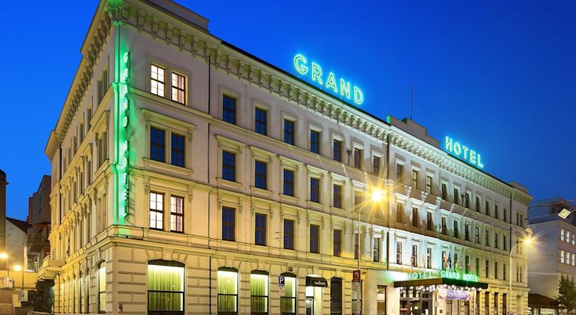 отеля Grandhotel Brno
