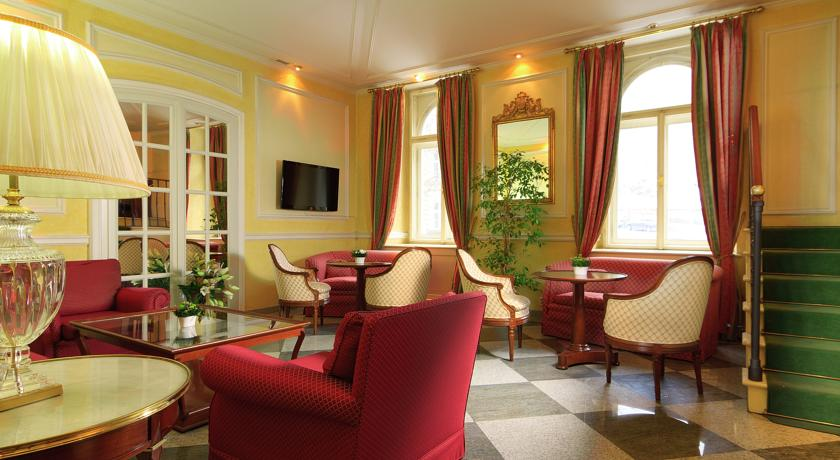 Foto of the Best Western Premier Hotel Kinsky Garden, Prague