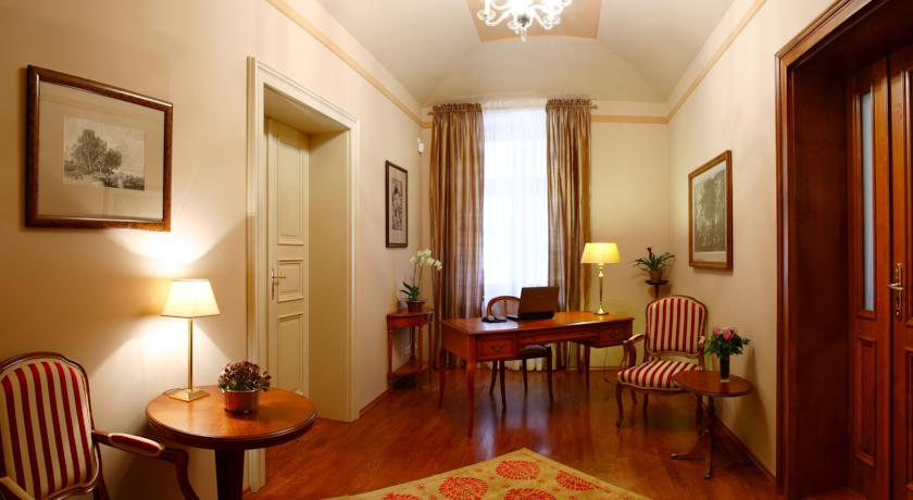 Foto of the hotel Hunger Wall Residence, Prague  5