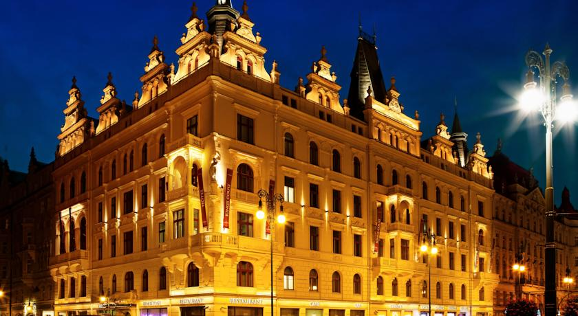 Foto of the Hotel Kings Court, Prague 1