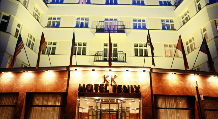 Foto of the K+K Hotel Fenix, Prague