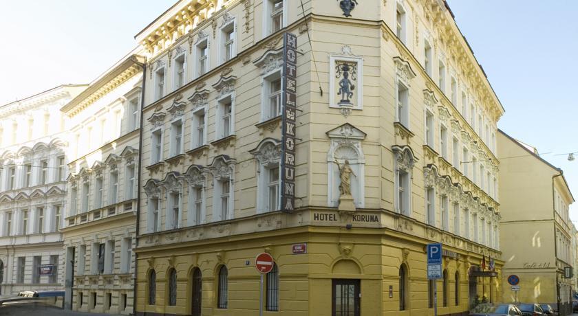 Foto of the Koruna Hotel, Prague