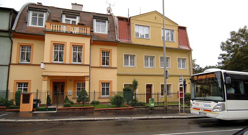 Foto of the hotel Penzion Valkoun, Karlovy Vary