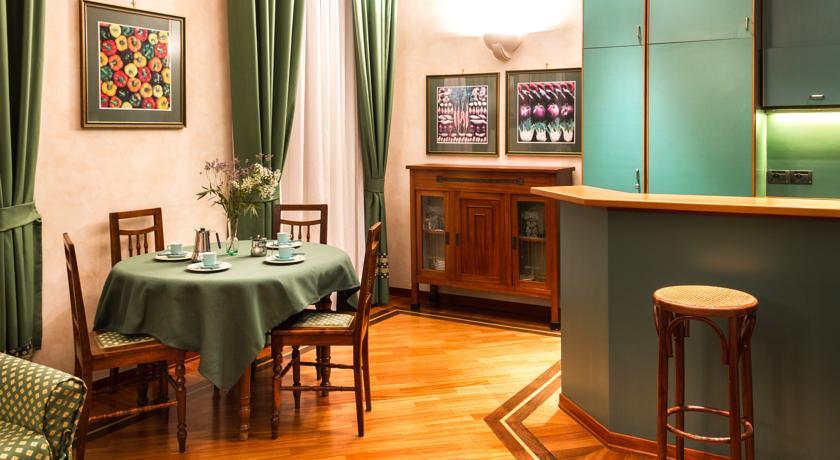 Foto of the hotel Residence Jecna, Prague 2