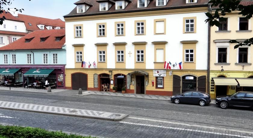 Foto of the Hotel U Kříže, Praha 1