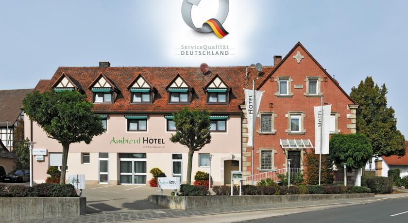 Foto of the Ambient Hotel am Europakanal, Fürth