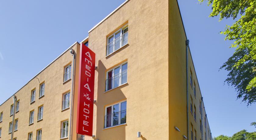 Фотография отеля AMEDIA HOTEL