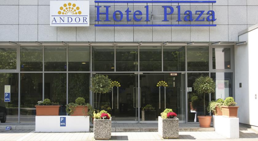 Foto of the ANDOR Hotel Plaza, Hannover
