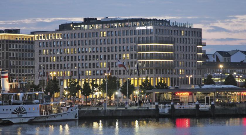 Foto of the ATLANTIC Hotel Kiel, Kiel