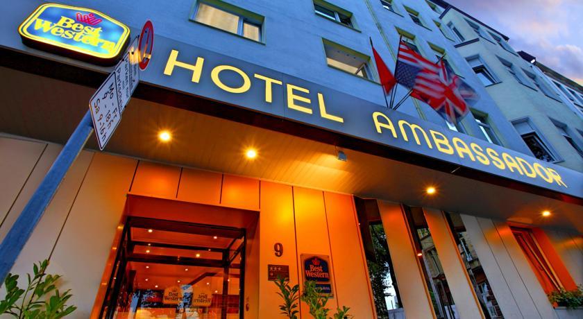 Foto of the Best Western Ambassador Hotel, Düsseldorf