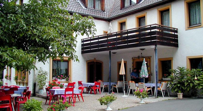 Foto of the Hotel Cafè Pension Blüchersruh, Bad Berneck