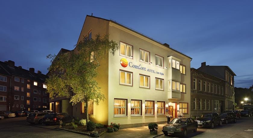 Foto of the Comfort Hotel tom Kyle, Kiel