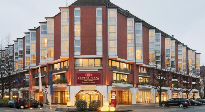Foto of the hotel Crowne Plaza Hannover Schweizerhof, Hannover