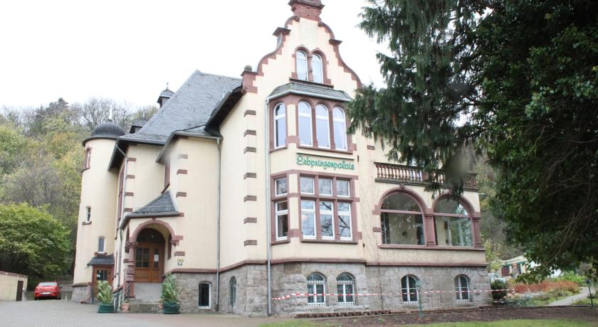Foto of the hotel Erbprinzenpalais, Wernigerode