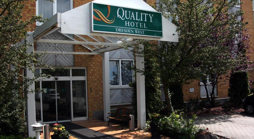 Foto of the Quality Hotel Dresden West, Dresden