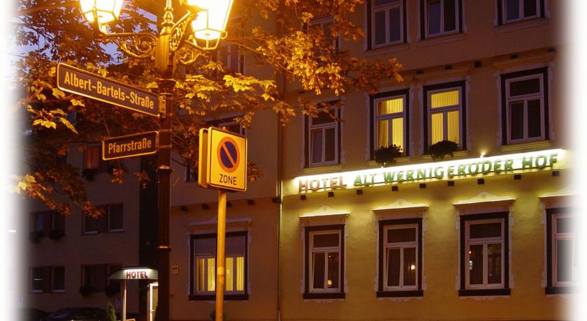 Foto of the Garni-Hotel Alt Wernigeröder Hof, Wernigerode
