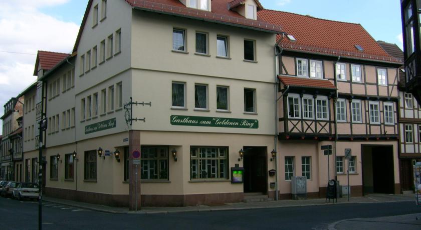 Foto of the hotel Gasthaus zum Goldenen Ring, Quedlinburg