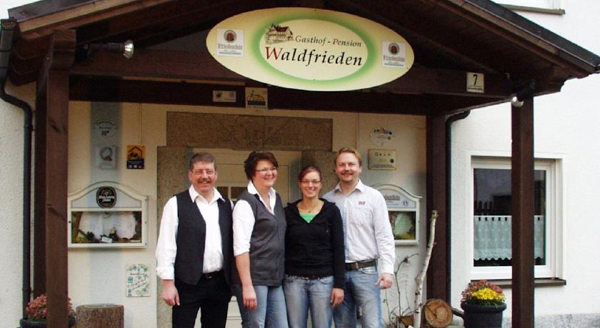 Foto  Gasthof Pension Waldfrieden, Brand