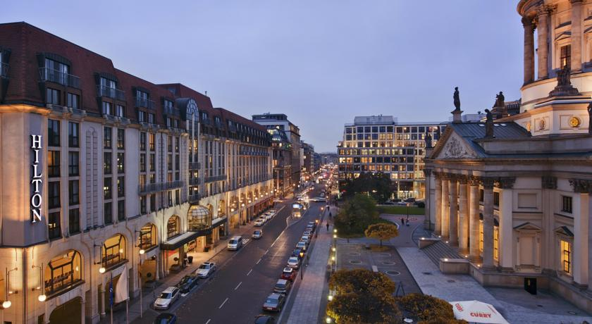 Foto of the hotel Hilton Berlin, Berlin