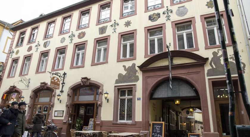 Foto of the Hotel Perkeo, Heidelberg