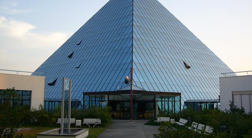 Foto of the Hotel Pyramide, Fürth
