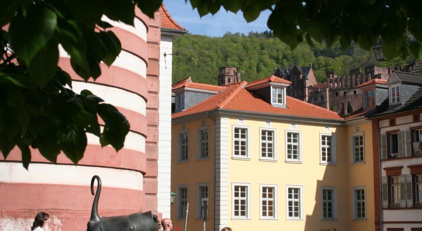 Foto of the Hotel Zur Alten Brücke, Heidelberg