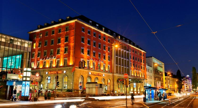 Foto of the InterCityHotel München, München