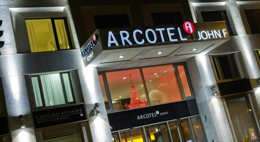 Foto of the hotel ARCOTEL John F, Berlin