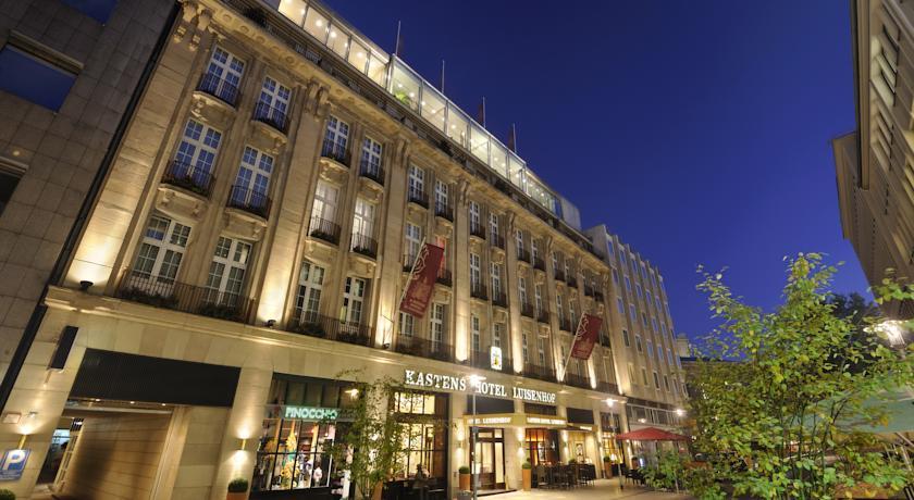 Foto of the Kastens Hotel Luisenhof Superior, Hannover
