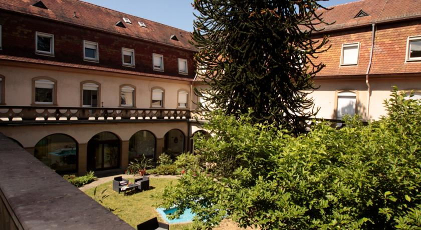 Foto of the hotel Kloster Maria Hilf, Bühl