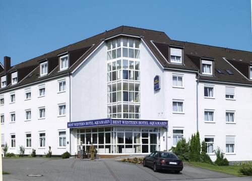 Foto of the Best Western Hotel Aquamarin Lübeck, Lübeck