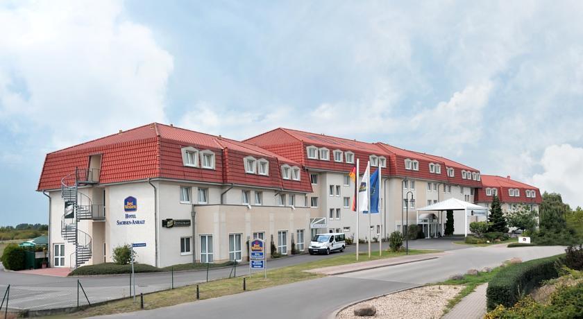 Foto of the Best Western Hotel Sachsen Anhalt, Barleben