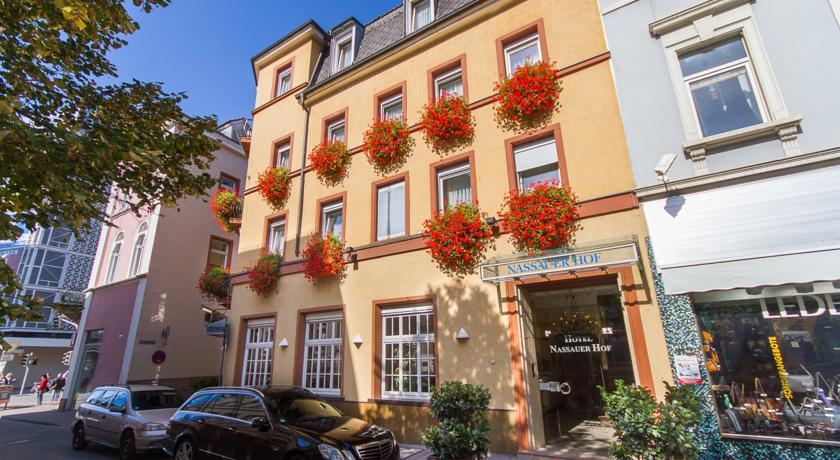 Foto of the Hotel Nassauer Hof, Heidelberg