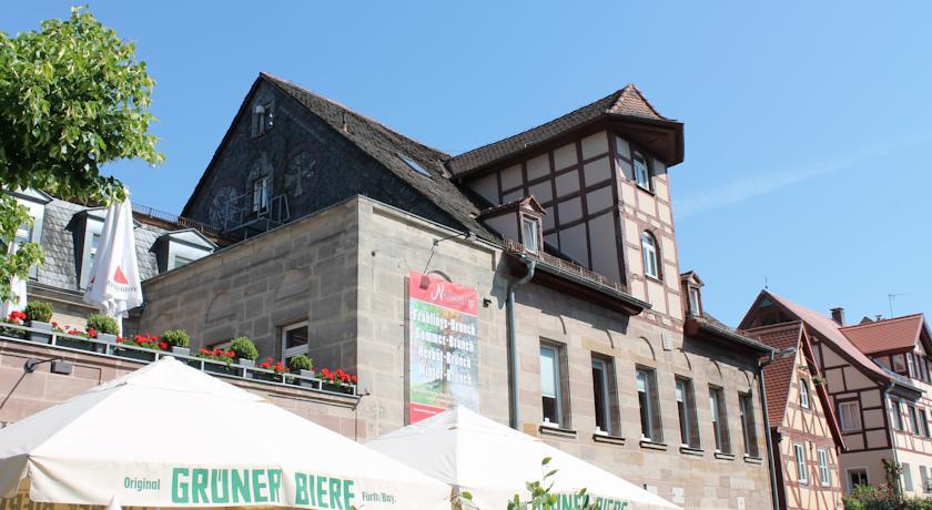 Foto of the hotel Neubauers Schwarzes Kreuz, Fürth