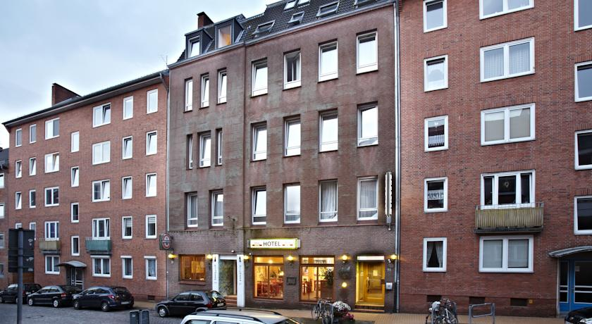 Foto of the Basic Hotel City, Kiel