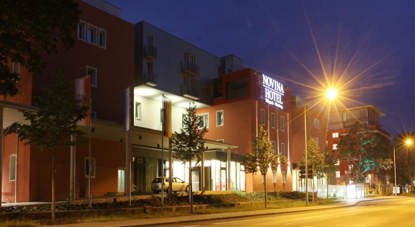 Foto of the Novina Hotel Tillypark, Nürnberg