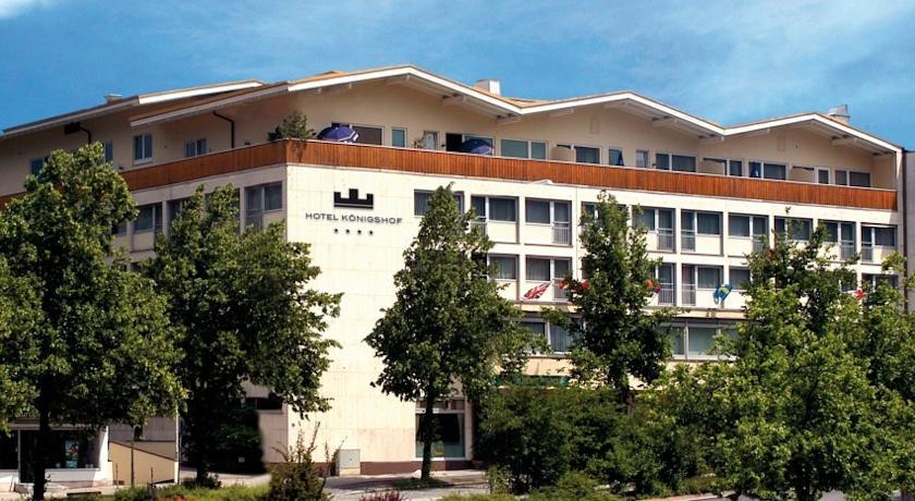 Foto of the Quality Hotel Königshof, Garmisch-Partenkirchen