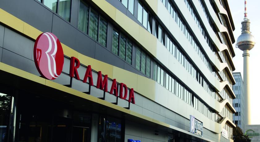 Foto of the RAMADA Hotel Berlin-Alexanderplatz, Berlin