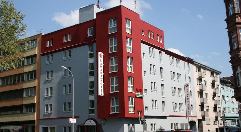 Foto of the Ramada Hotel Mannheim, Mannheim