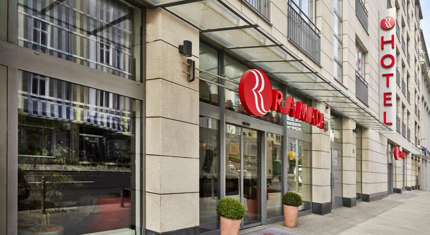 Foto of the Ramada Hotel Berlin Mitte, Berlin