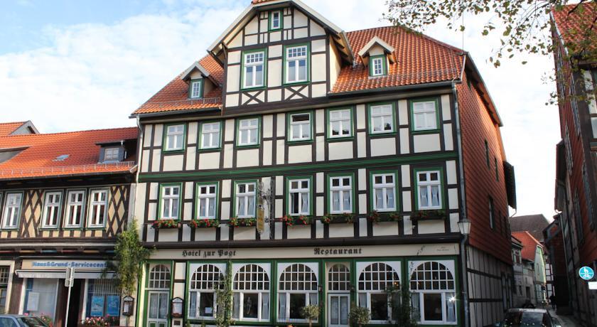 Foto of the Hotel - Restaurant zur Post, Wernigerode
