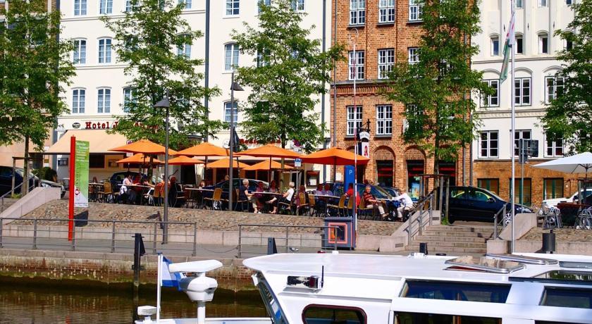 Foto of the Ringhotel Jensen, Lübeck