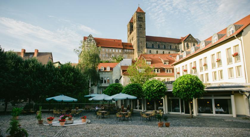 Foto of the Flair Hotel Schlossmühle, Quedlinburg