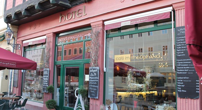 Foto of the Romantik Hotel Theophano, Quedlinburg