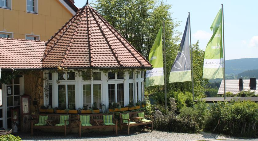 Foto of the Hotel Schönblick, Fichtelberg